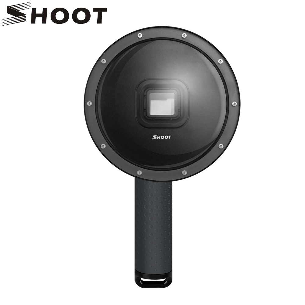 Gopro Hero 6 Dome Port
